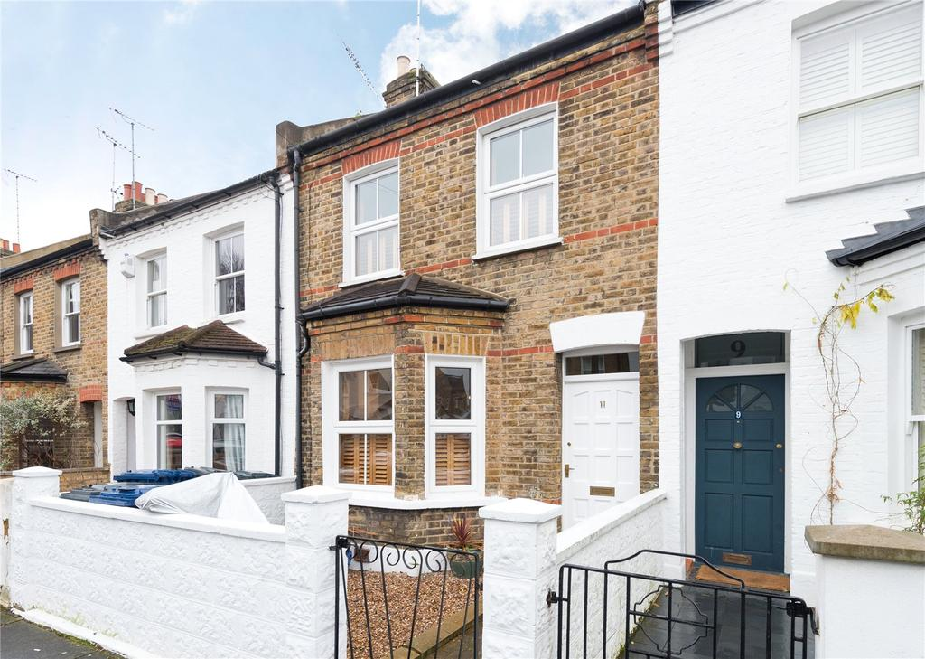 4 Bedrooms Terraced House for sale in Seymour Road, Chiswick, London