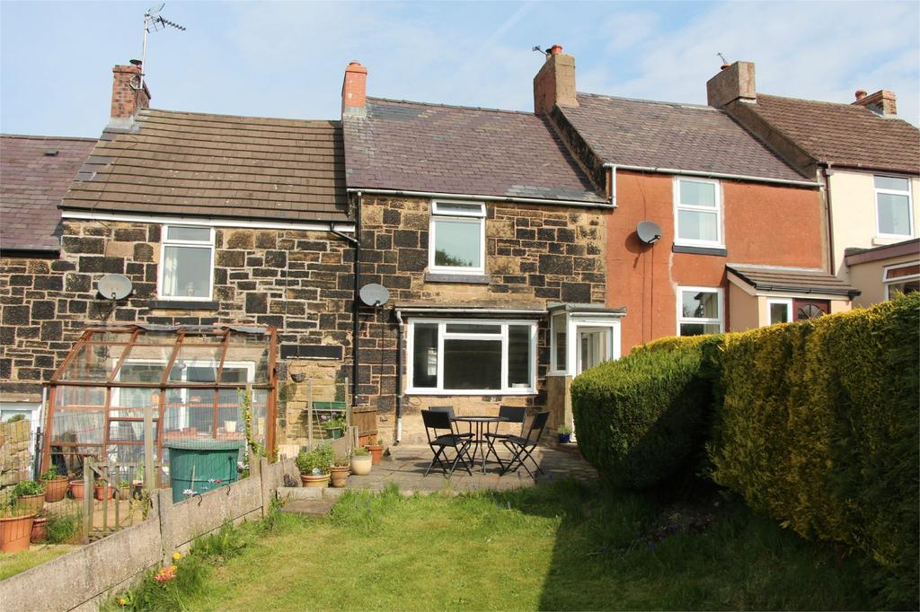 2 Bedrooms Terraced House for sale in Nant Square, Coedpoeth, Wrexham, LL11