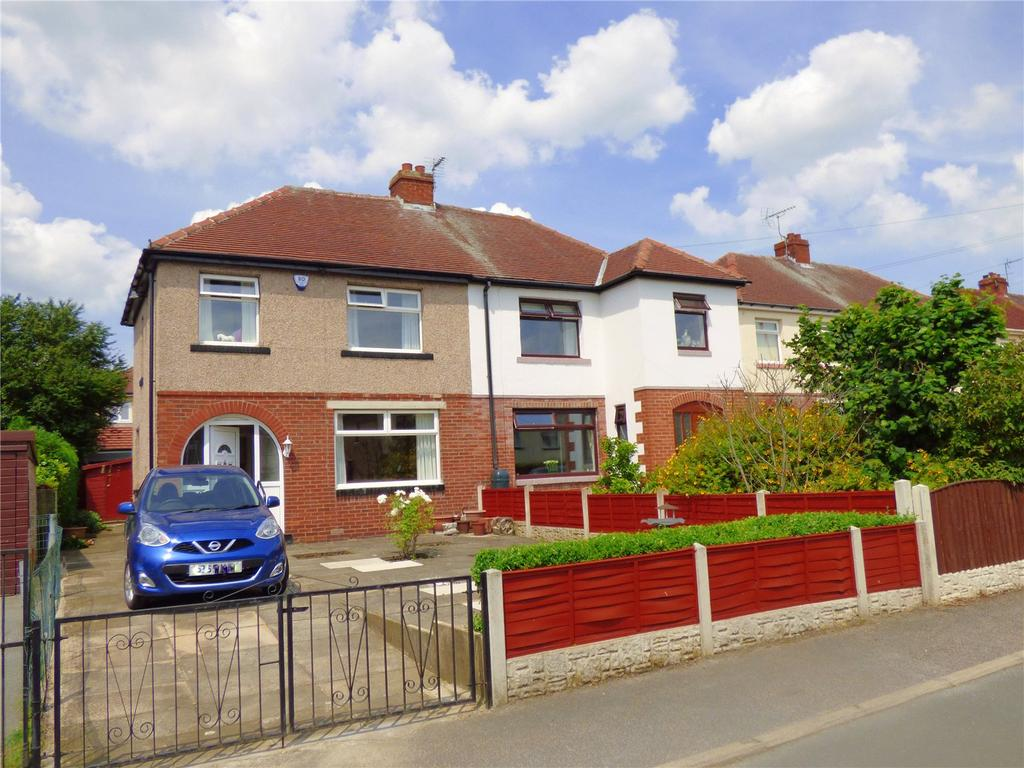 3 Bedrooms Semi Detached House for sale in Elm Grove, Gomersal, BD19