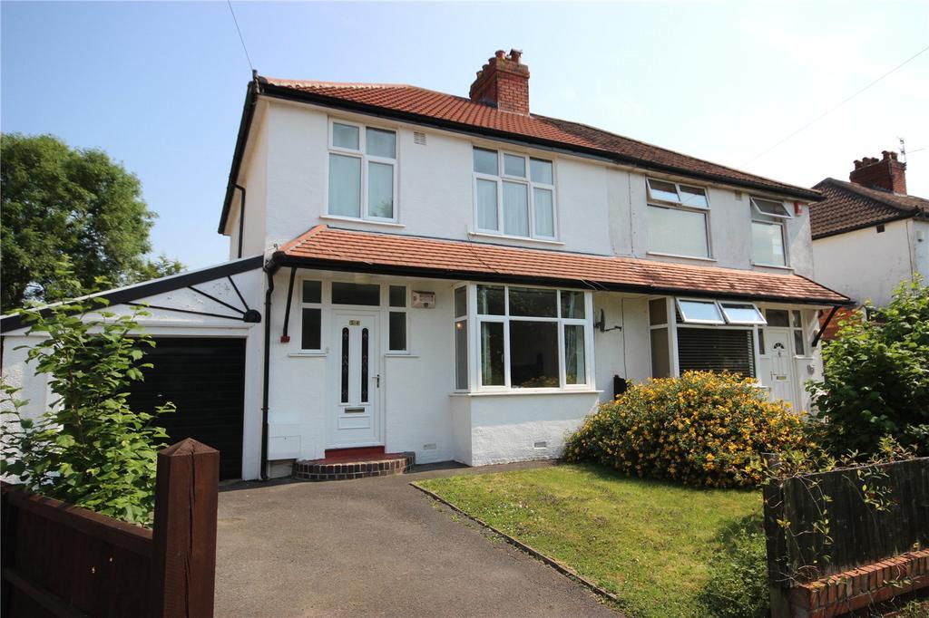 3 Bedrooms Semi Detached House for sale in Cherington Road, Westbury-on-Trym, Bristol, BS10