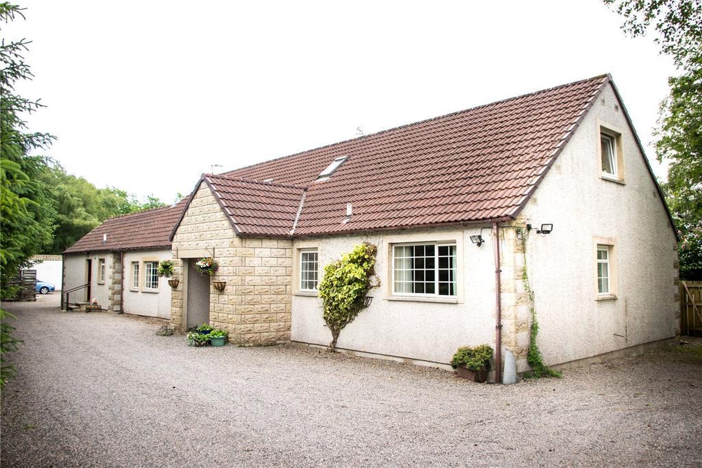5 Bedrooms Detached House for sale in Glenashdale, Glenashdale, Daviot, Inverness, IV2