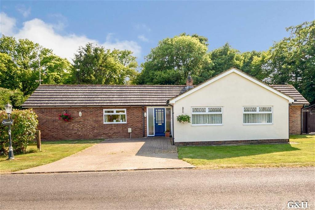 5 Bedrooms Detached Bungalow for sale in Hornash Lane, Ashford, Kent
