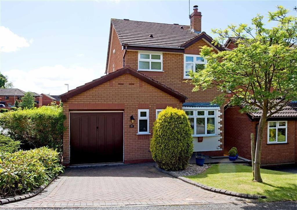 3 Bedrooms Detached House for sale in 57, Bumblehole Meadows, Wombourne, Wolverhampton, South Staffordshire, WV5