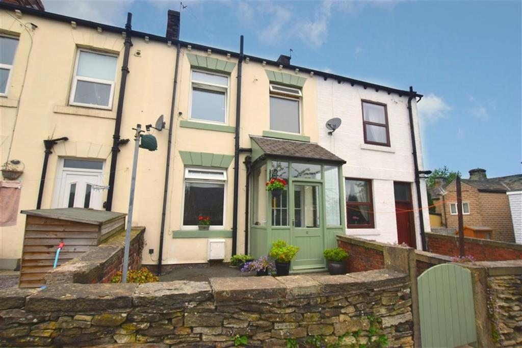 3 Bedrooms Cottage House for sale in Holmfield Road, Clayton West, Huddersfield, HD8