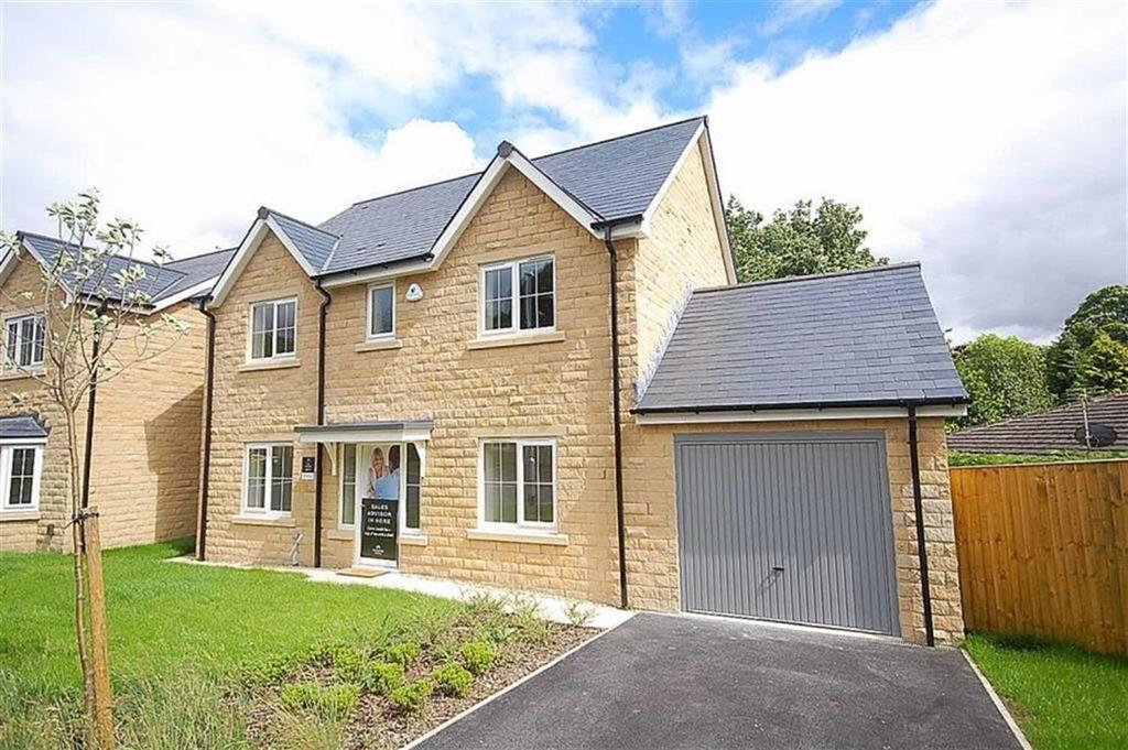 5 Bedrooms Detached House for sale in The Sycamores, Lightcliffe, Halifax, HX3