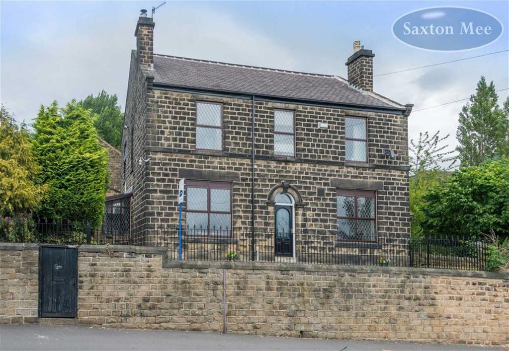 4 Bedrooms Detached House for sale in Loxley Road, Loxley, Sheffield, S6