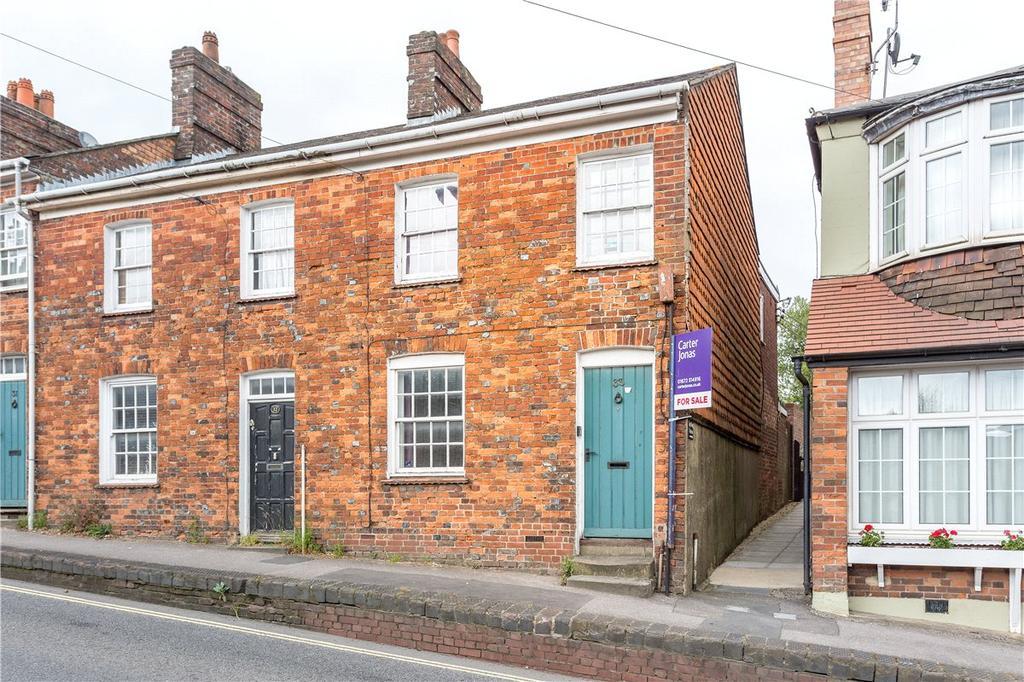 3 Bedrooms End Of Terrace House for sale in Herd Street, Marlborough, Wiltshire, SN8