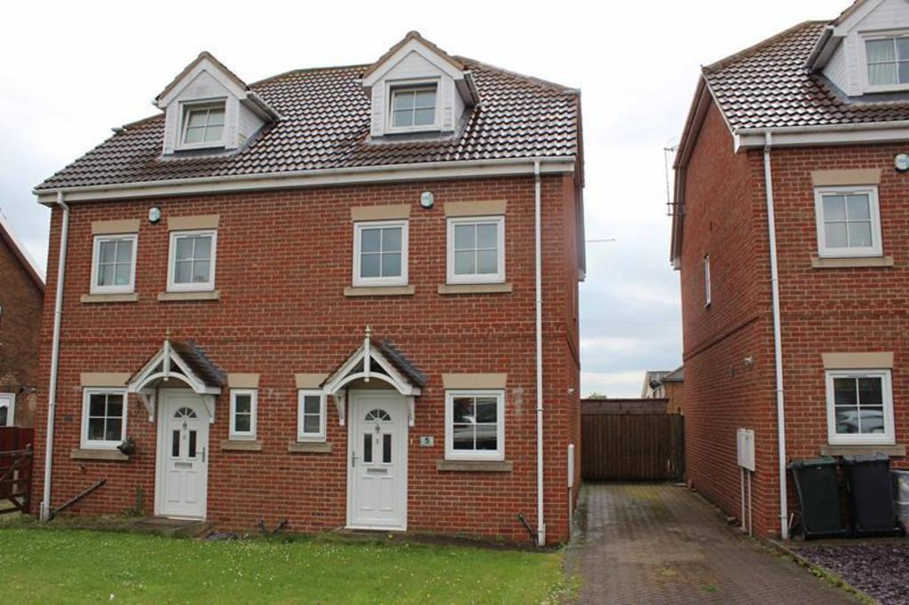 3 Bedrooms Semi Detached House for sale in 5 Osbourne Court, Kiveton