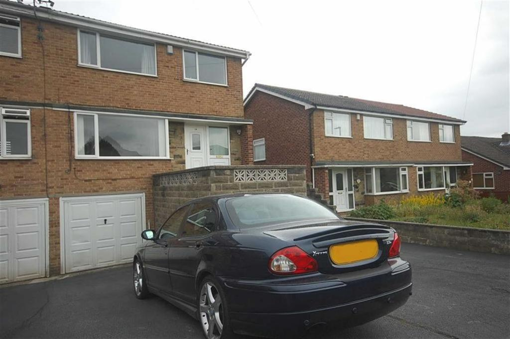 4 Bedrooms Semi Detached House for sale in Hepworth Close, Mirfield, WF14