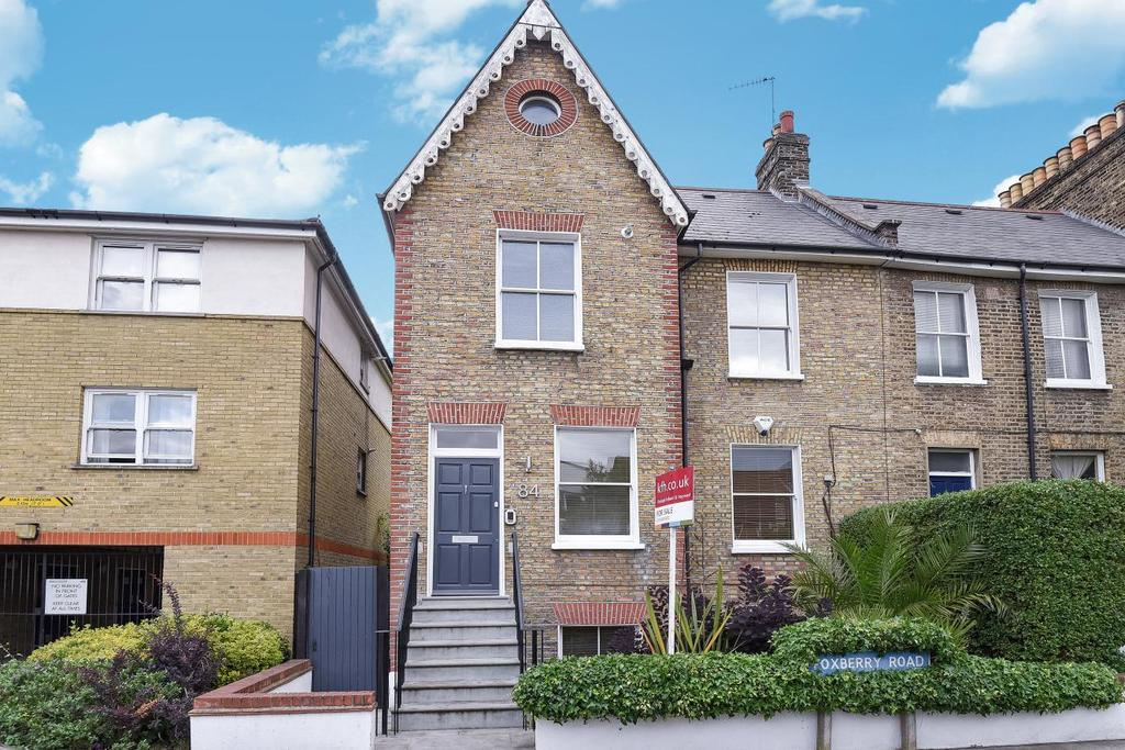 5 Bedrooms Terraced House for sale in Foxberry Road, Brockley, SE4