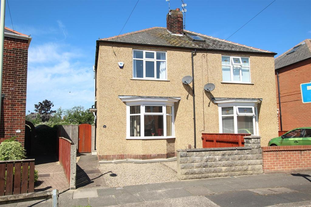 3 Bedrooms Semi Detached House for sale in Hewitson Road, Darlington