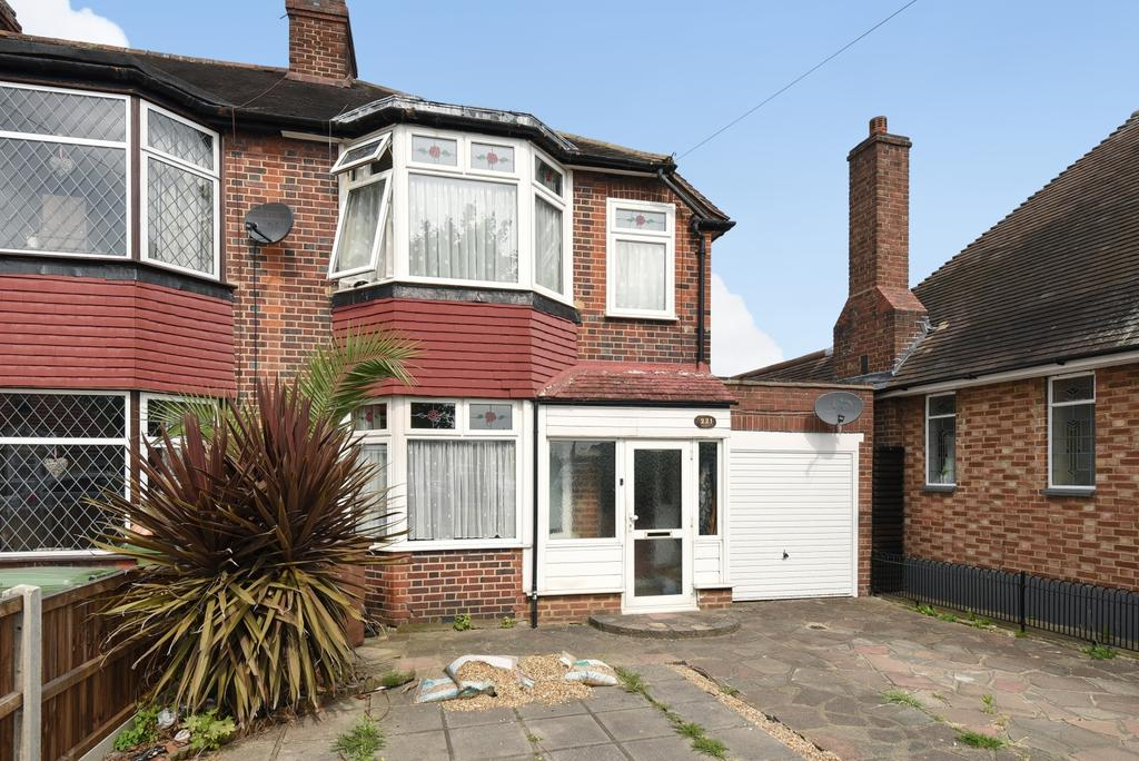 3 Bedrooms End Of Terrace House for sale in Days Lane Sidcup DA15