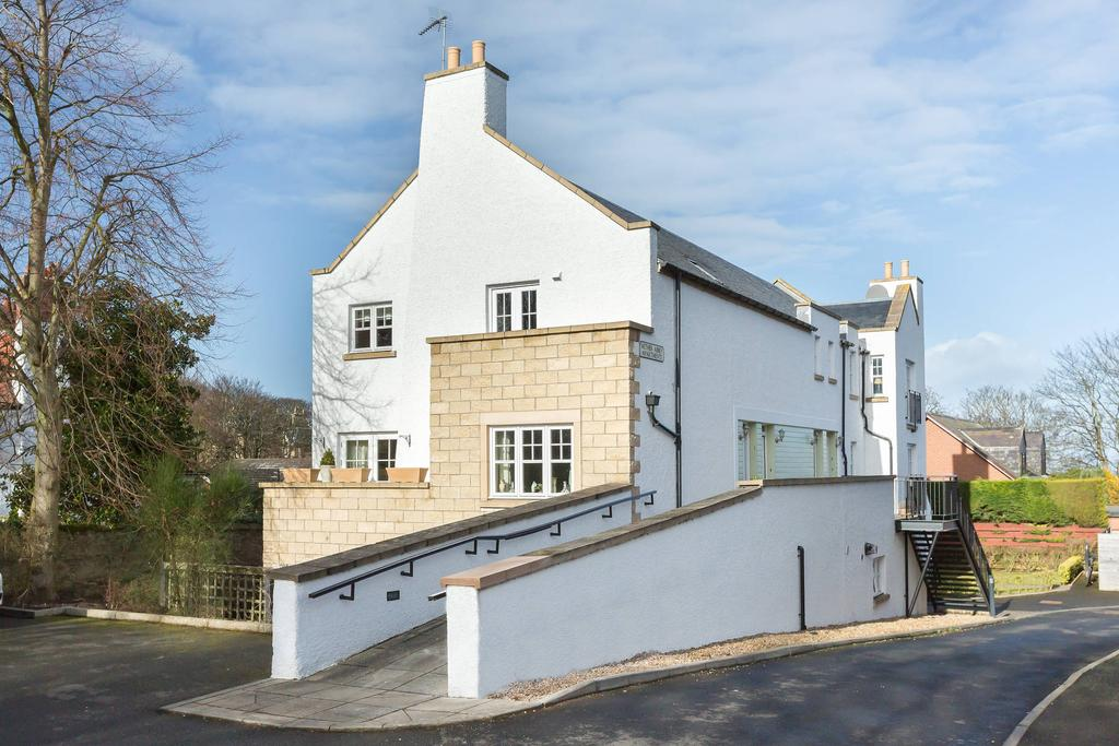 3 Bedrooms Flat for sale in Nether Abbey Apartments, 20/2 Dirleton Avenue, North Berwick, EH39 4BQ