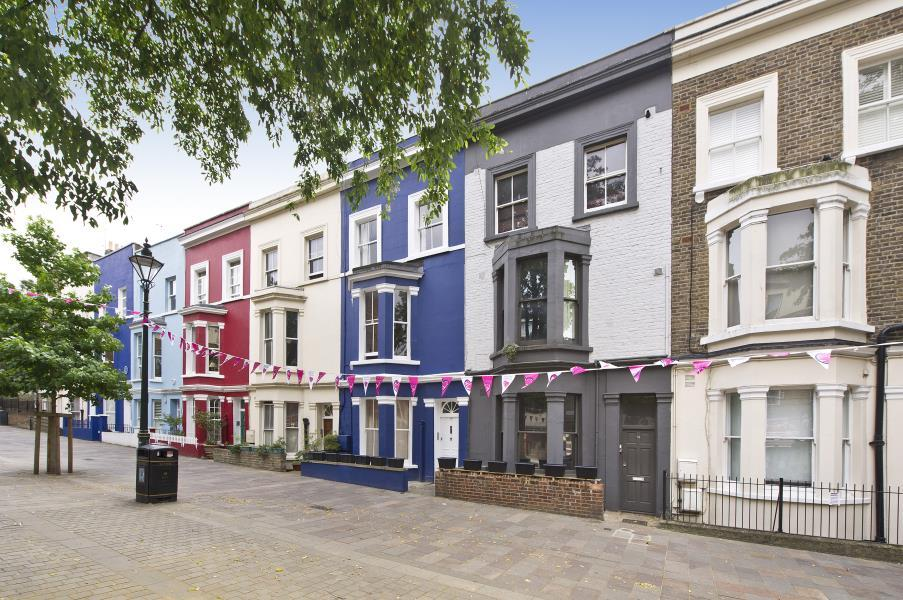 3 Bedrooms Flat for sale in Tavistock Road Notting Hill, W11