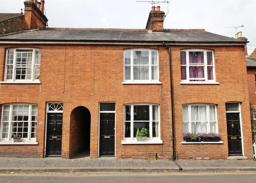 3 Bedrooms Terraced House for sale in Fishpool Street, St. Albans