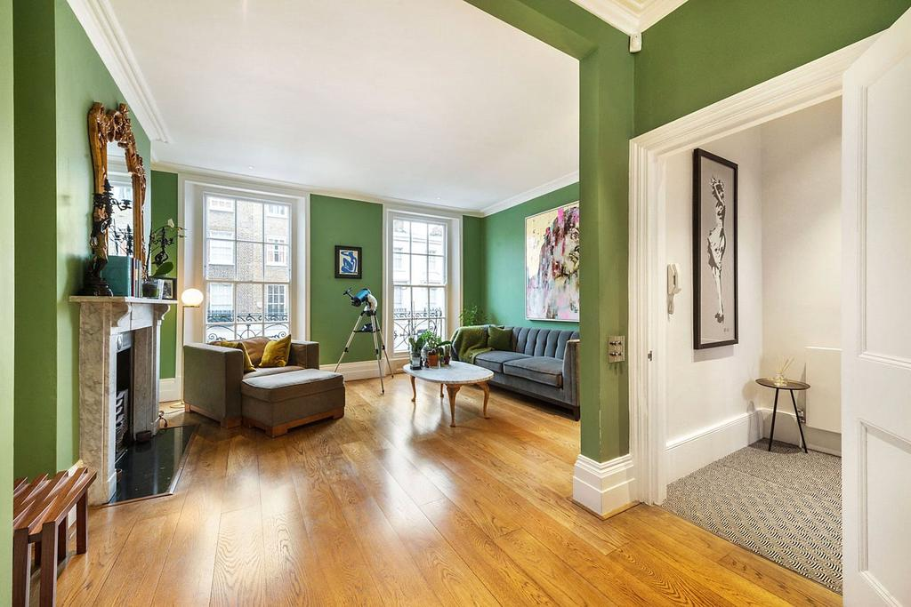 6 Bedrooms Terraced House for sale in Eaton Terrace, London, SW1W