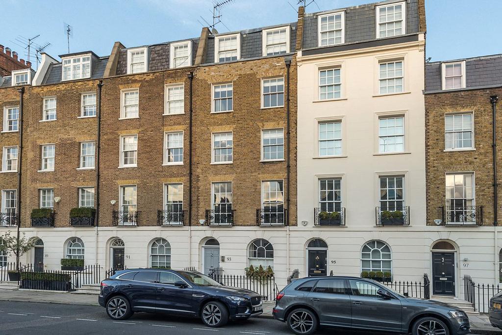 6 Bedrooms Terraced House for sale in Eaton Terrace, London, SW1W