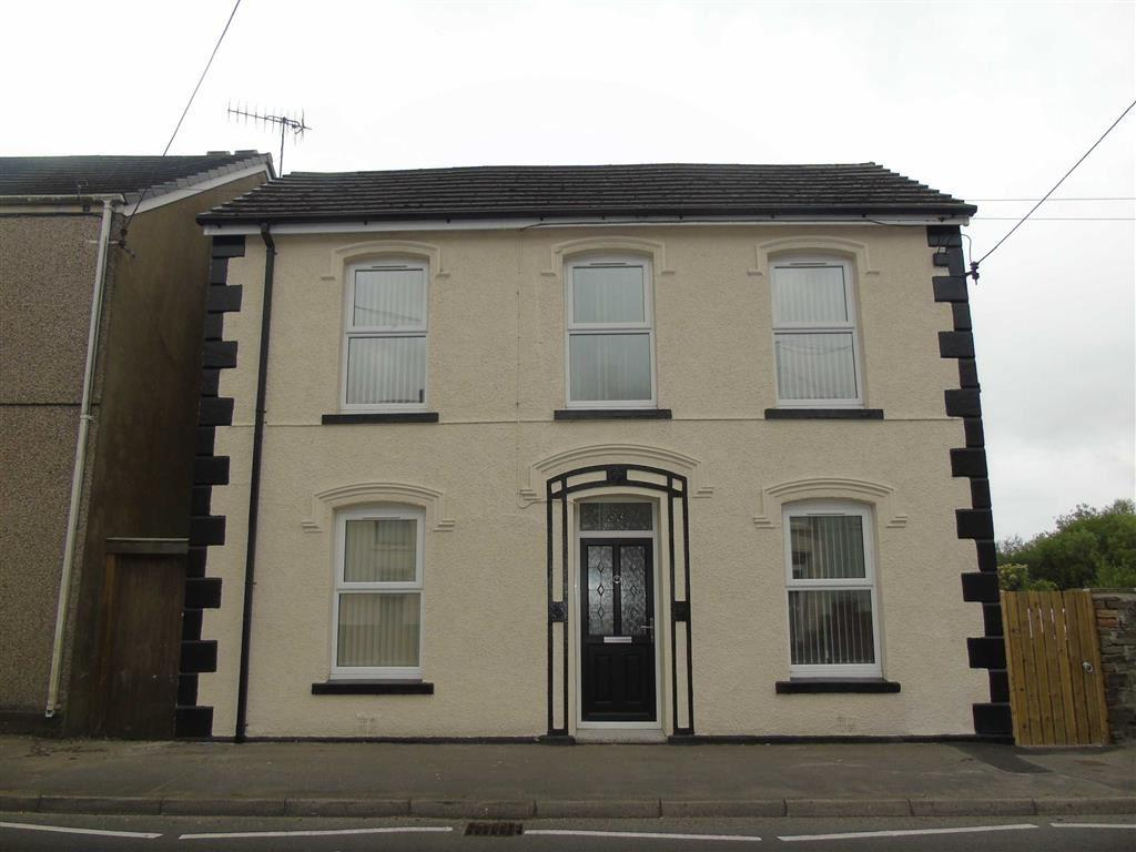 4 Bedrooms Detached House for sale in Bassett Terrace, Pwll, Llanelli