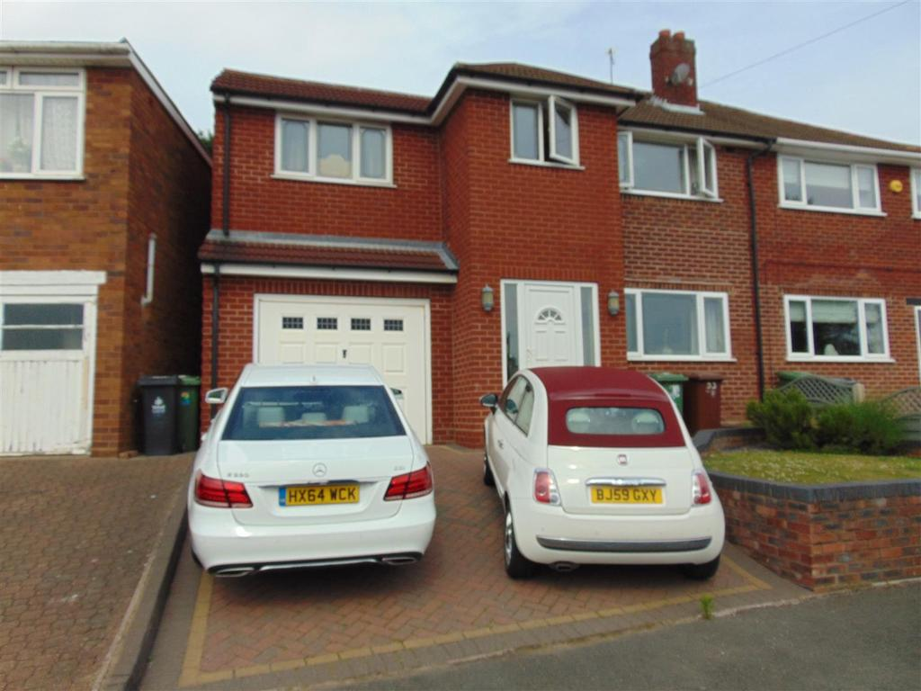 5 Bedrooms Semi Detached House for sale in Fordbrook Lane, Pelsall