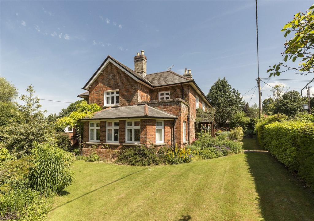5 Bedrooms Detached House for sale in West Dean, Salisbury, Wiltshire, SP5