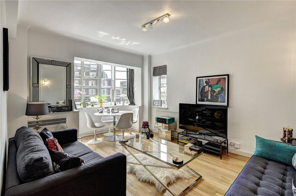 2 Bedrooms Flat for sale in Winchester Court, Vicarage Gate, Kensington, London, W8