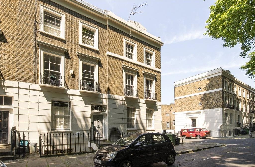 2 Bedrooms Flat for sale in Granville Square, London, WC1X
