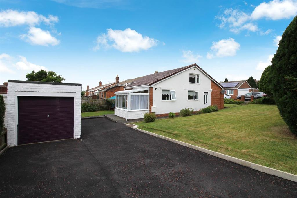 2 Bedrooms Semi Detached Bungalow for sale in Lonsdale, Vigo, Birtley
