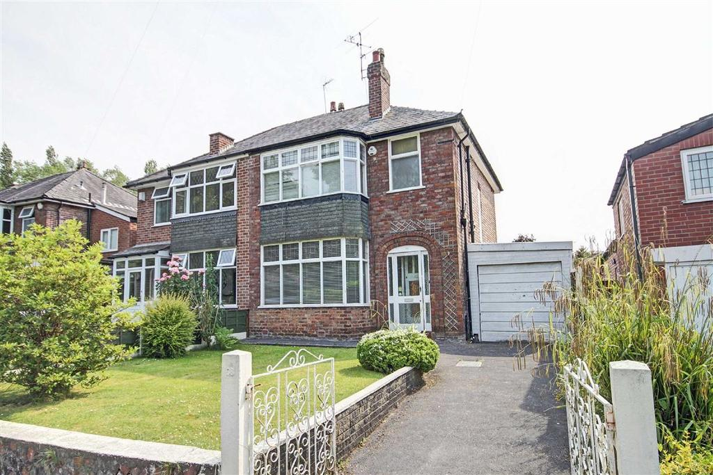 3 Bedrooms Semi Detached House for sale in Wellington Road, Timperley, Cheshire