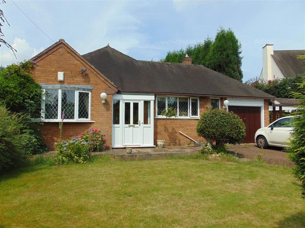 3 Bedrooms Detached Bungalow for sale in Branton Hill Lane, Aldridge