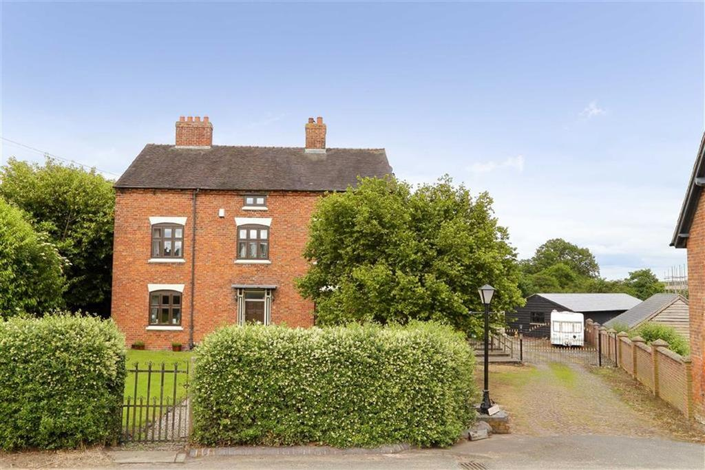 7 Bedrooms Detached House for sale in Burleydam Road, Ightfield, SY13