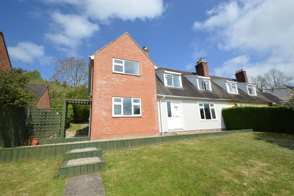 3 Bedrooms Semi Detached House for sale in 20 Bronwylfa, Llanymynech, SY22 6HD