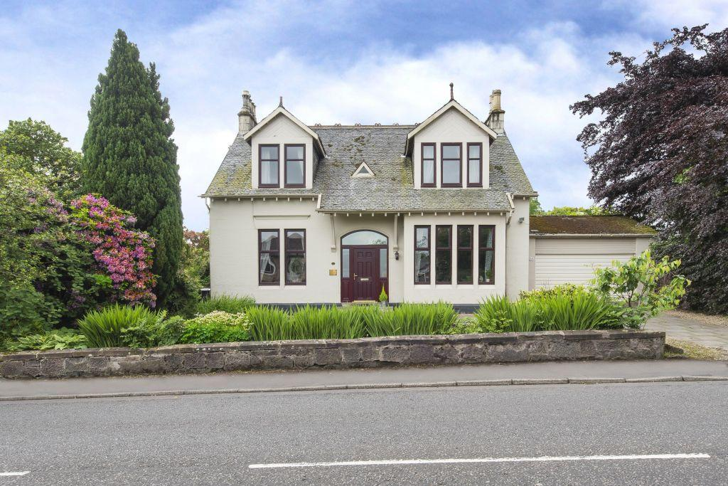 4 Bedrooms Detached Villa House for sale in 11 Crosshill Road, Lenzie, Glasgow, G66 5DA