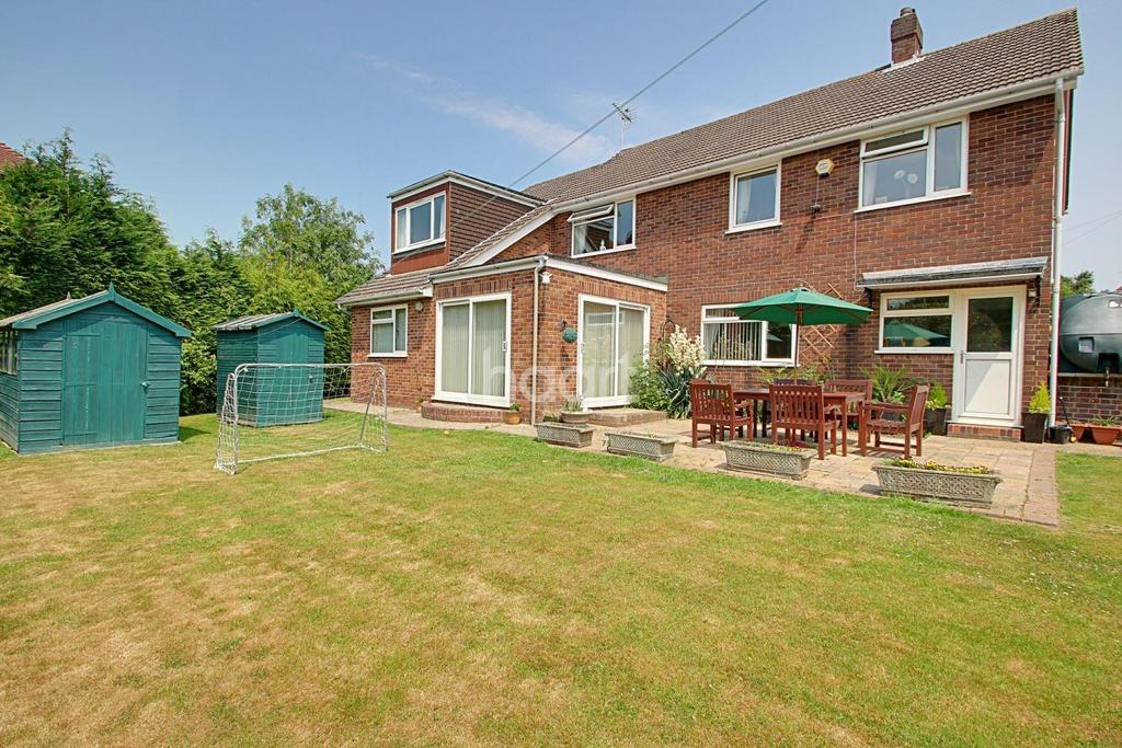 4 Bedrooms Detached House for sale in Fir Court, Hythe Road, Ashford, TN24 0QW
