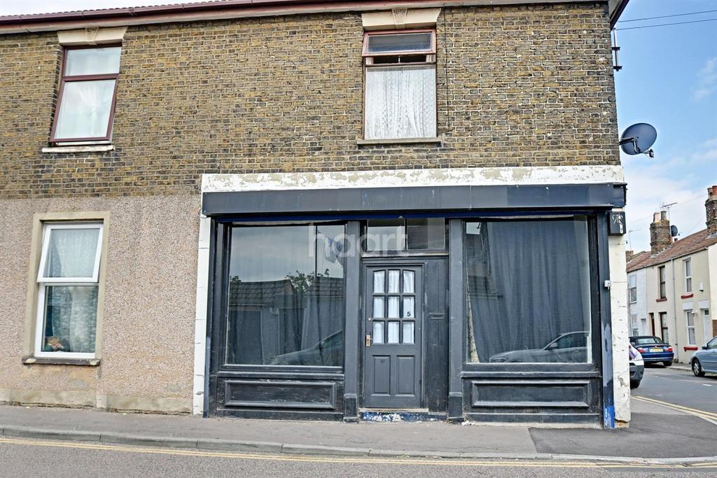 1 Bedroom Flat for sale in Richmond Street, Sheerness