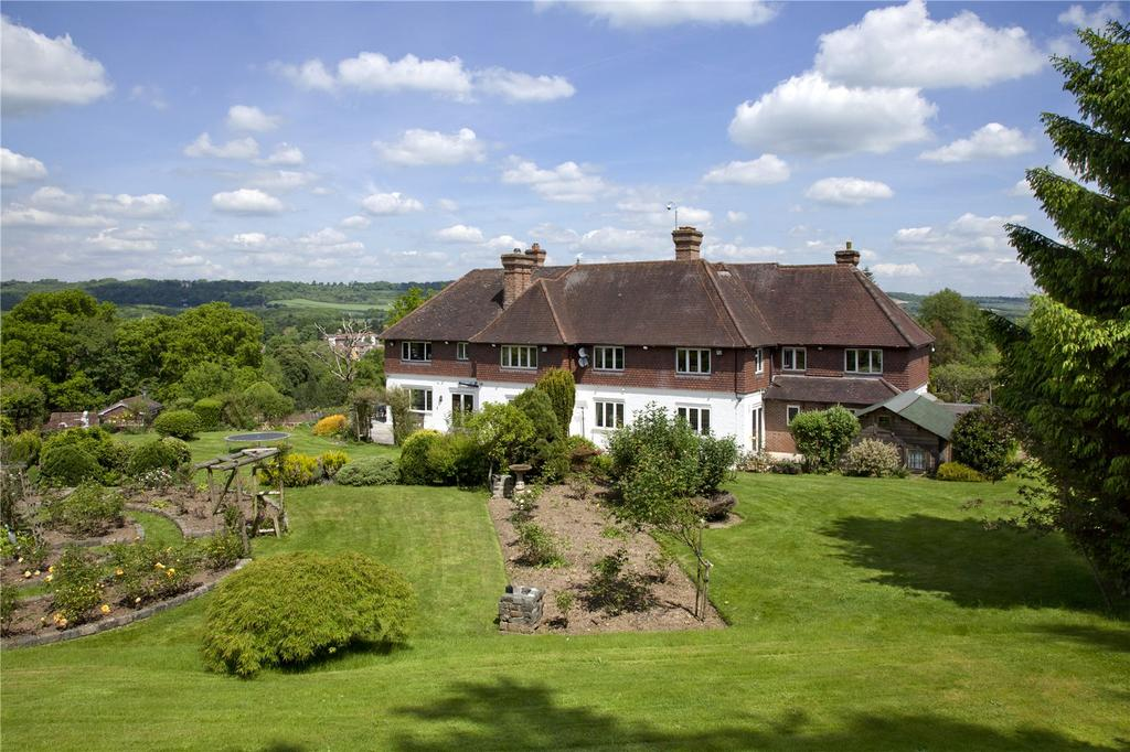 6 Bedrooms Equestrian Facility Character Property for sale in Hosey Hill, Westerham, Kent, TN16