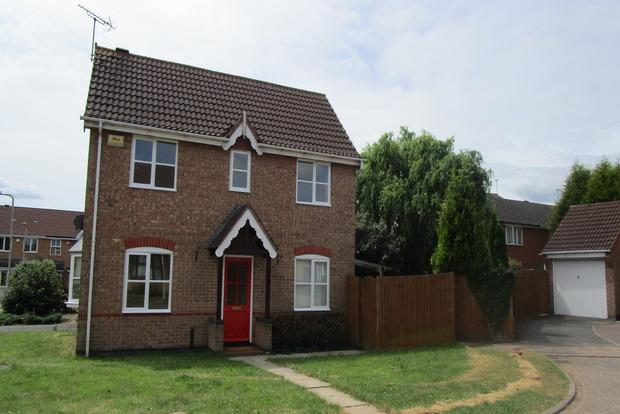 3 Bedrooms Link Detached House for sale in Acacia Close, Leicester Forest East, Leicester, LE3