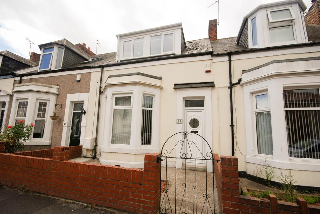3 Bedrooms Terraced House for sale in Caroline Street, Jarrow
