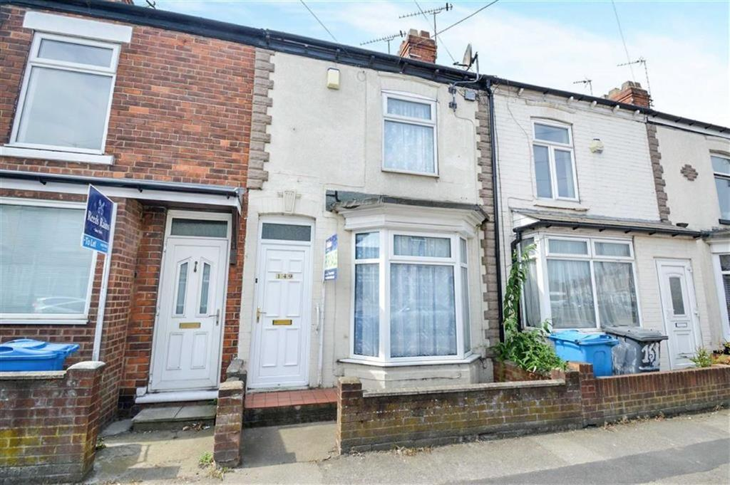 2 Bedrooms Terraced House for sale in Buckingham Street, Hull, East Yorkshire, HU8