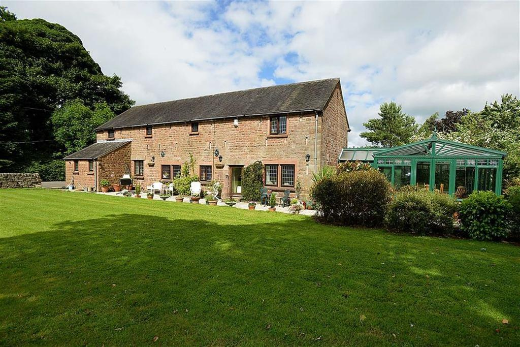 4 Bedrooms Equestrian Facility Character Property for sale in Green Lane, Rudyard
