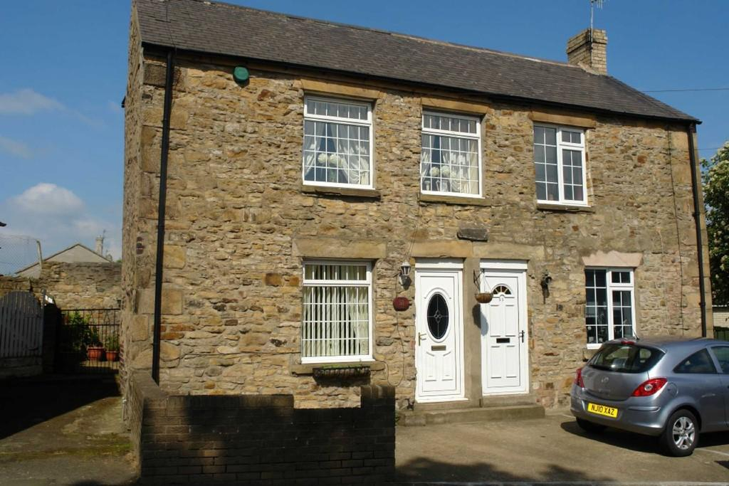 2 Bedrooms Semi Detached House for sale in North Street, Winlaton