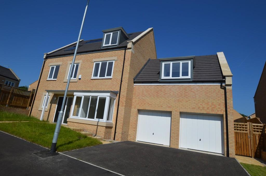 5 Bedrooms Detached House for sale in Hazel Close, Prudhoe