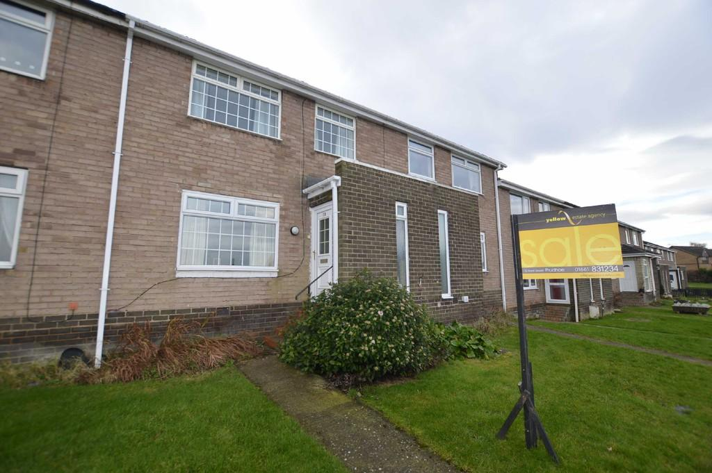 3 Bedrooms Terraced House for sale in Ottercops, Prudhoe