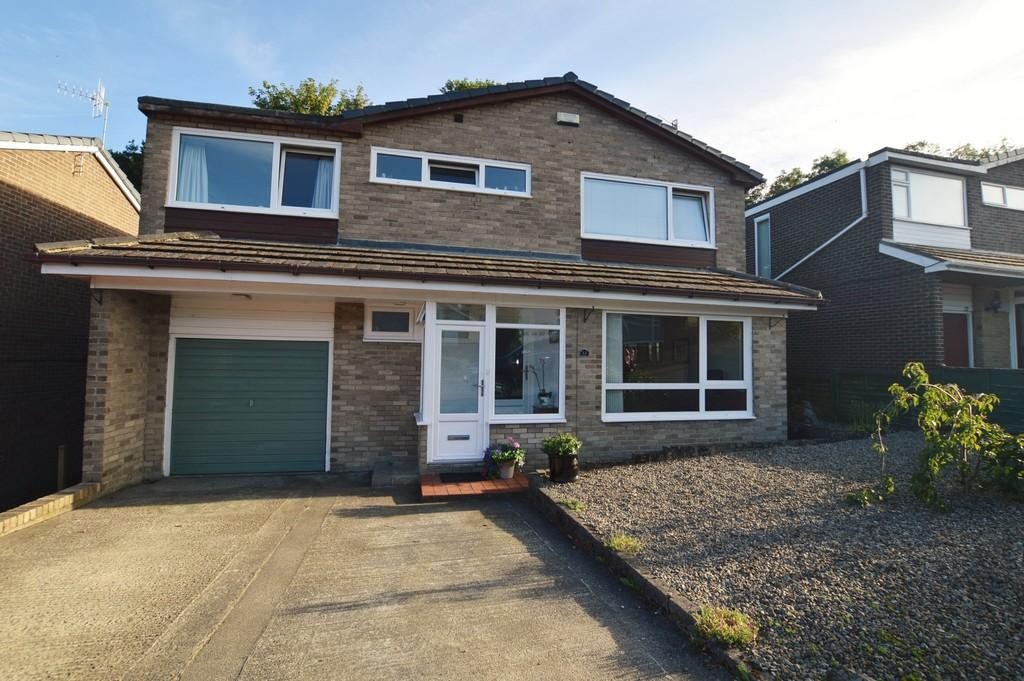 4 Bedrooms Detached House for sale in Paddock Wood, Prudhoe