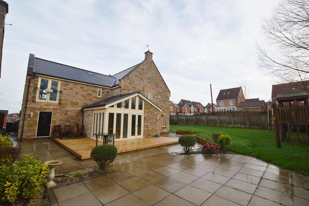 6 Bedrooms Detached House for sale in Broomhouse Farm Court, Prudhoe