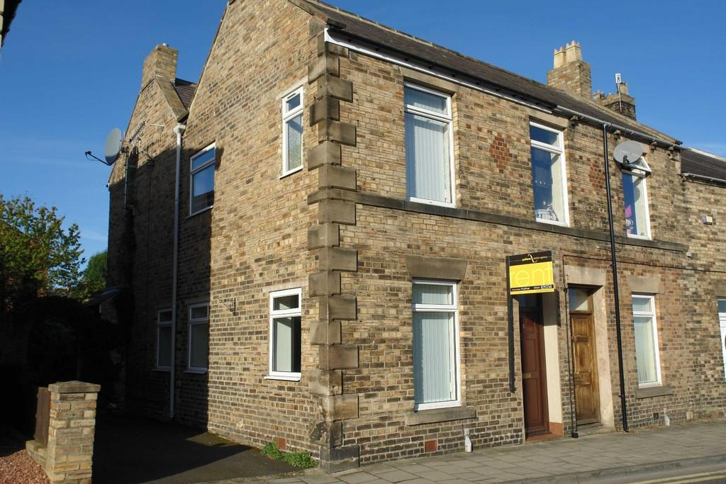 3 Bedrooms End Of Terrace House for rent in Oakfield Terrace, Prudhoe