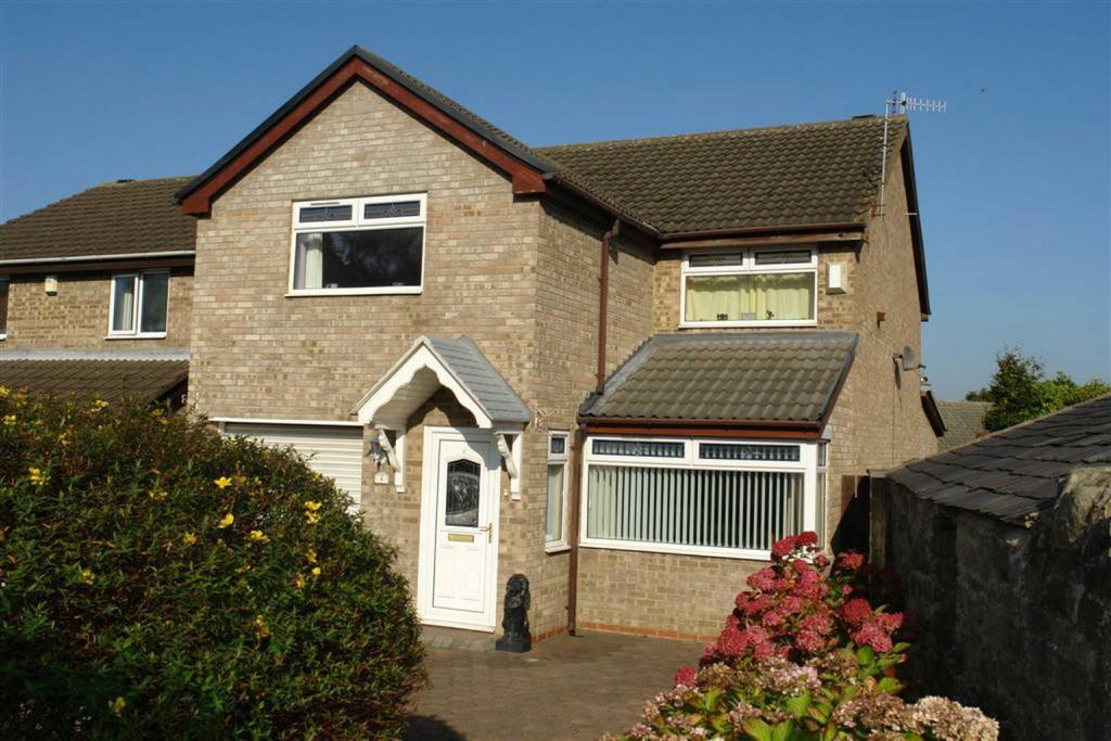 3 Bedrooms Detached House for sale in St Thomas Close, Prudhoe