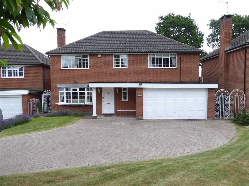 4 Bedrooms Detached House for sale in Park House Close, Birstall