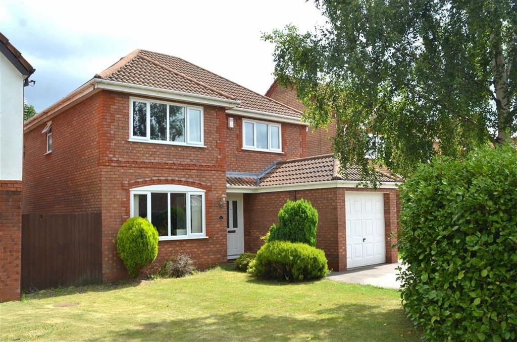4 Bedrooms Detached House for sale in Coventry Avenue, Great Sutton, CH66