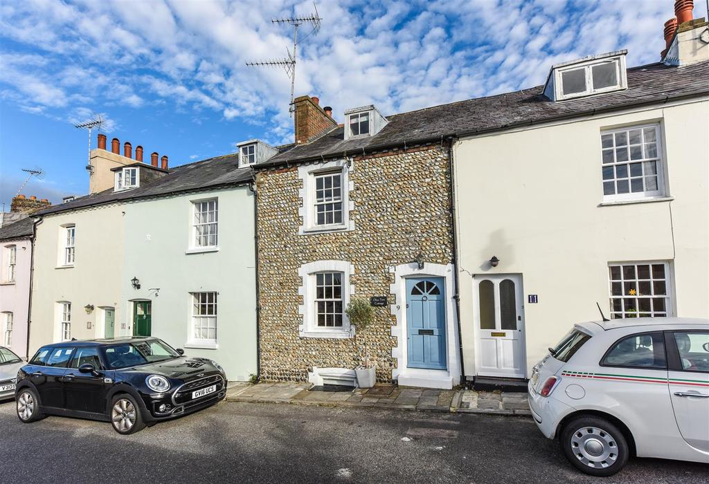 3 Bedrooms Terraced House for sale in Orchard Place, Arundel