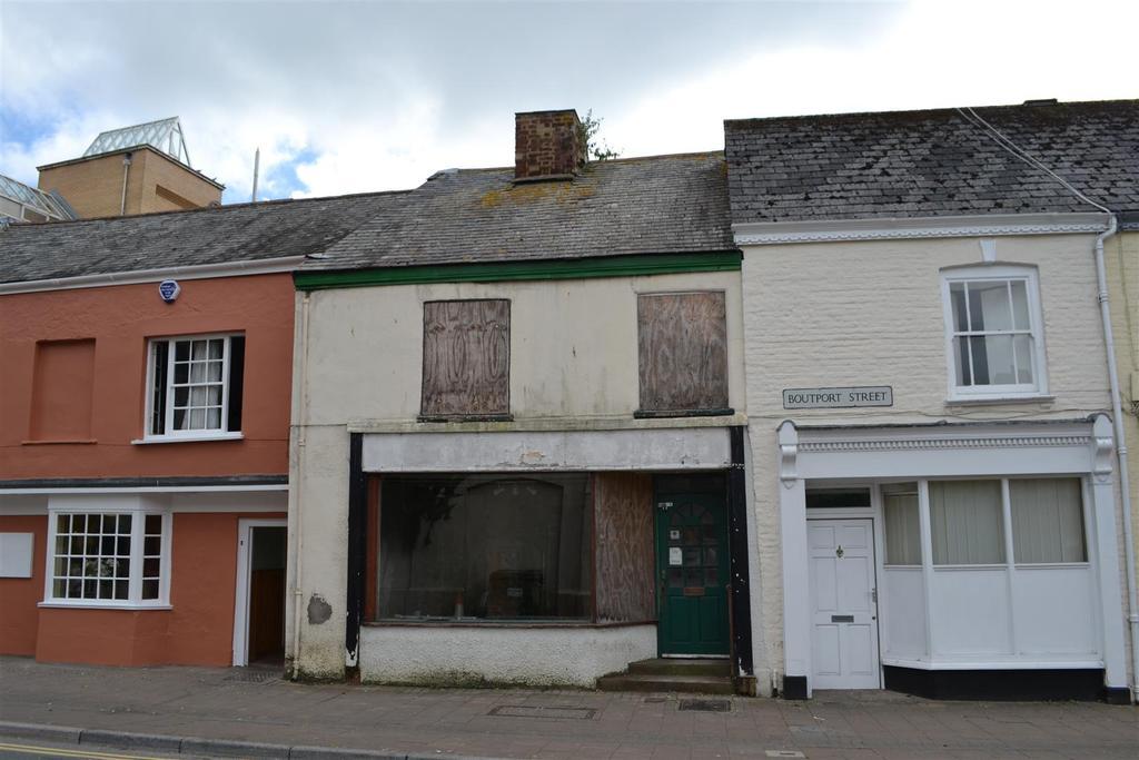 Land Commercial for sale in Boutport Street, Barnstaple